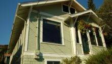 Seattle Fremont Craftsman Exterior House Painting Step