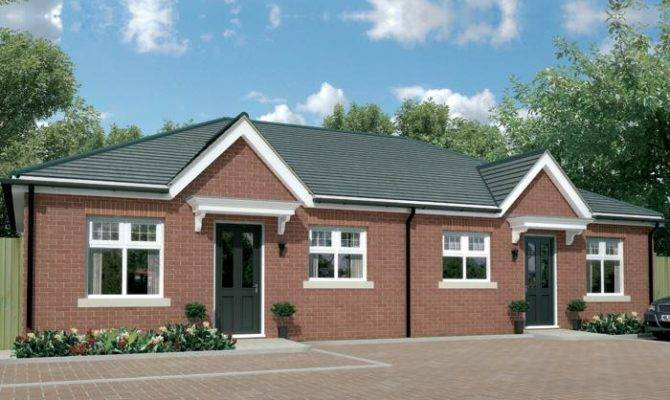 Semi Detached Bungalow Mansell Homes