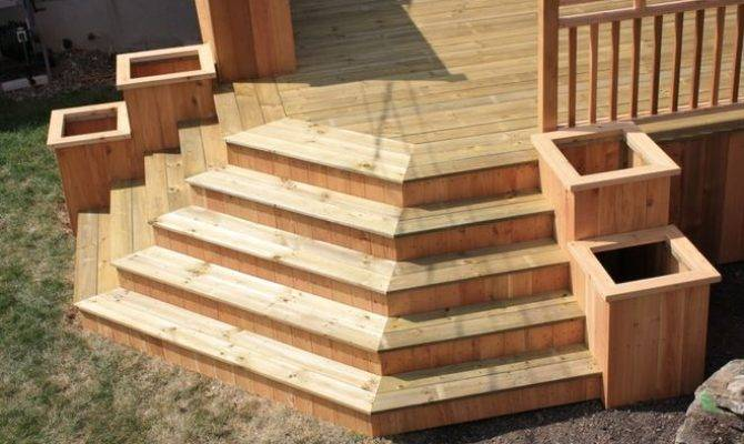 Shaped Deck Ideas Google Search Craft Pinterest