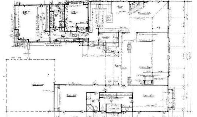 Shaped Floor Plans House Home Designs