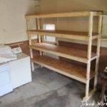 Shelf Garage Build Cheap