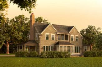Shingle Style Home Plans Architects