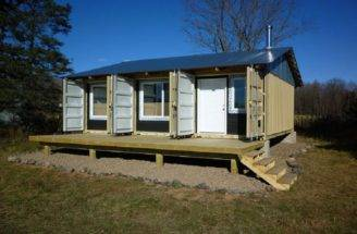 Shipping Container House Plans Cabin