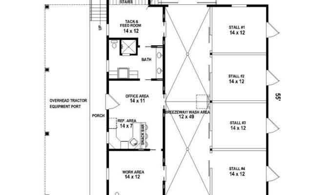 18 Cool Shop Floor Plans With Living Quarters Home Plans