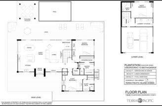 Showing Hawaiian Plantation Style House Plans