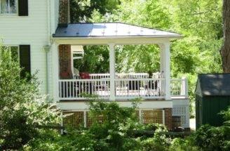 Side Porch Home Decor Ideas Pinterest