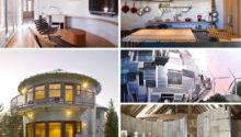 Silo Homes Upcycled Silos Turned