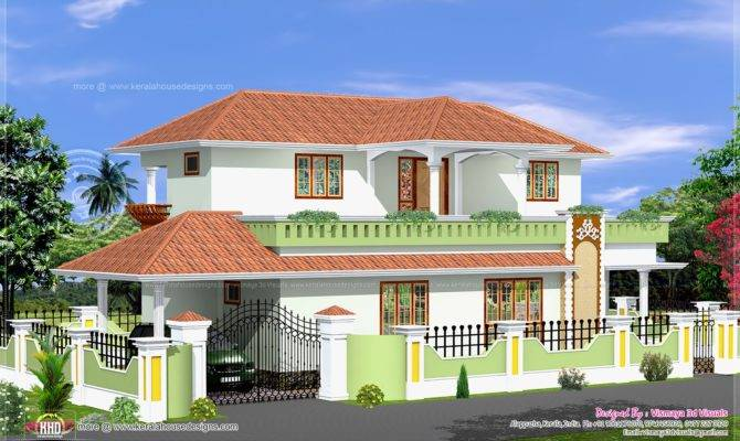 Simple Bed Room Kerala Style House Home Design Floor