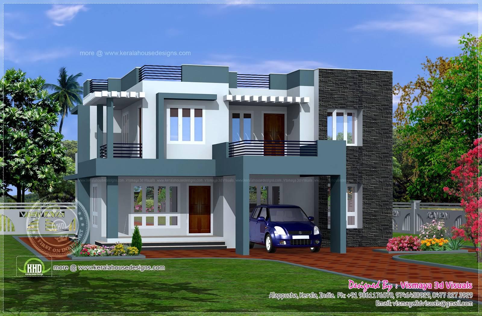 Elevation Home Design Interior Design   3d Home Elevation Design