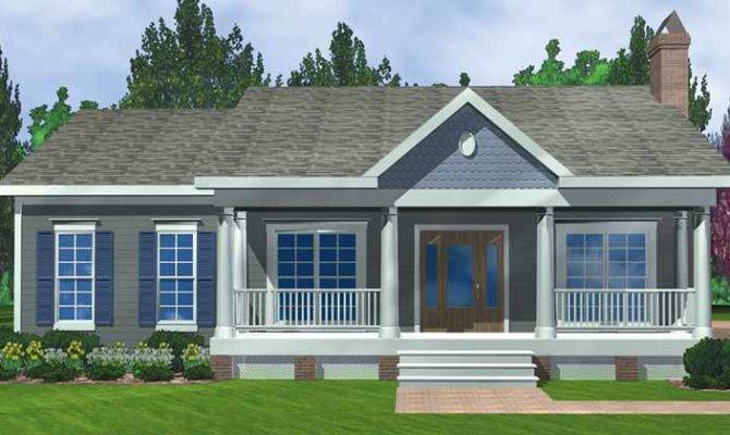Simple Country House Designs Plans Homepw