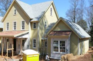 Simple Farmhouse Plans Into Our Plan