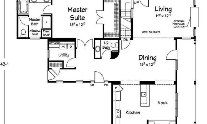 Simple Floor Plans Modular Home Ideas