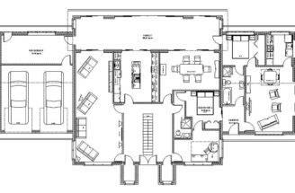 Simple Floor Plans Small House Plan Design