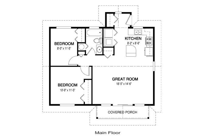 Simple House Design With Floor Plan Pumacncom