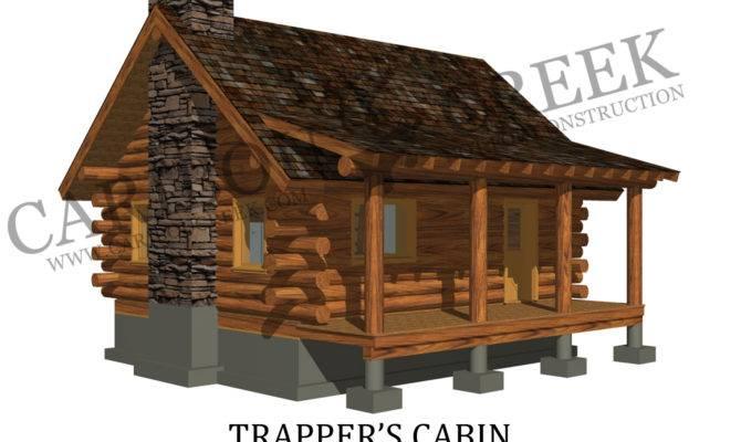 Simple Log Cabin Plans Home Linkie