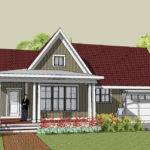 Simple Unique House Plans Home Designs Cottage