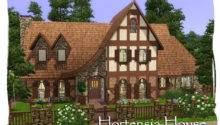 Sims Blog Hortensia House Nengi