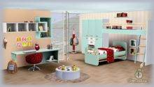 Sims Blog Little Wonders Bedroom Set Simcredible Designs