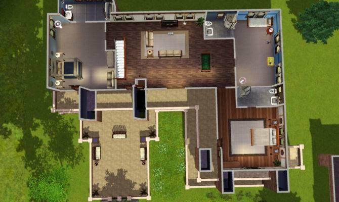 Sims House Layouts Mod Prairie