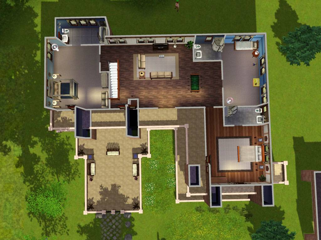 sims 2 house layout - house best design