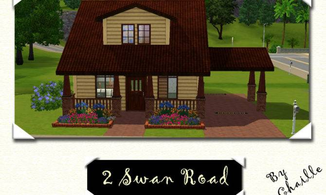 Sims Small House Plans