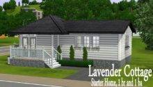 Sims Starter House Plans Building Lavender Cottage