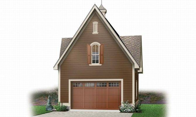 Single Car Garage Apartment Plans Unique Plan