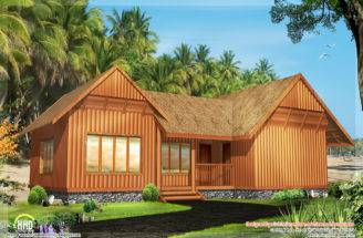 Single Floor Cottage Home Designs House Design Plans