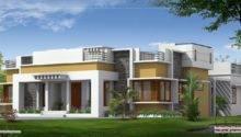 Single Floor Home Kerala Design Plans