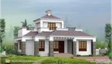 Single Floor Home Stair Room Kerala Plans