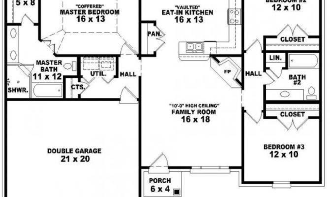 Single Storey Bedroom Floor Plans Joy Studio Design Best