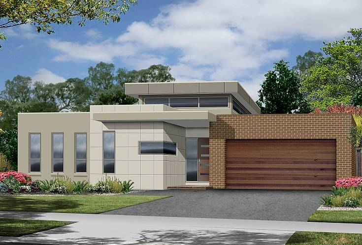Modern Single Story House Plans Your Dream Home - Home Plans ...