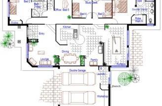 Sloping Land Split Level Kit Home Design Australian Homes