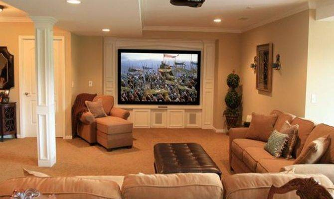 Small Basement Designs Remodeling Ideas Great