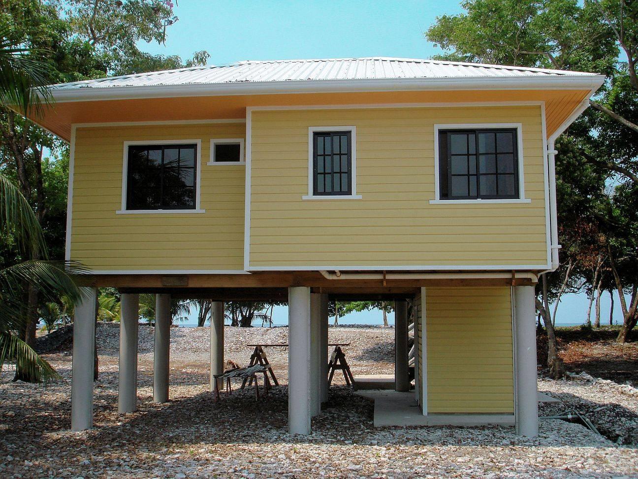 Caribbean Style House Plans - Caribbean homes designs