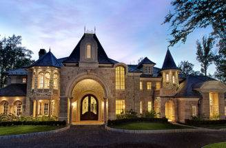 Small Castle Style House Plans Showcase Homes