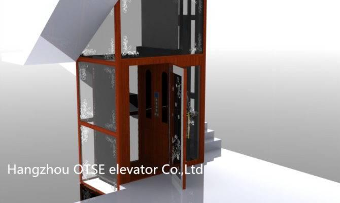 Small Cheap Home Elevator Elevators Homes Mini Lift