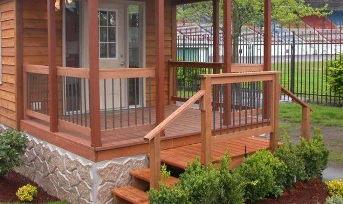 Small Deck Design Ideas Home Backyard