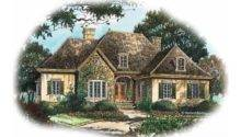 Small French Country Cottage House Plans Eplans