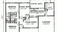 Small Home Exciting House Interior Spaces Two Bedroom Plans