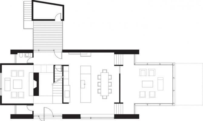 Small House Plan Part Architecture Original