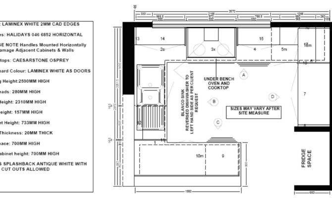Small Kitchen Plans Galley Floor