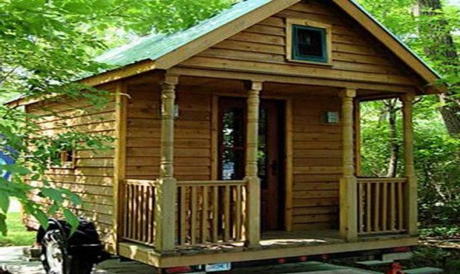Small Log Cabin Kits Common Design Unique