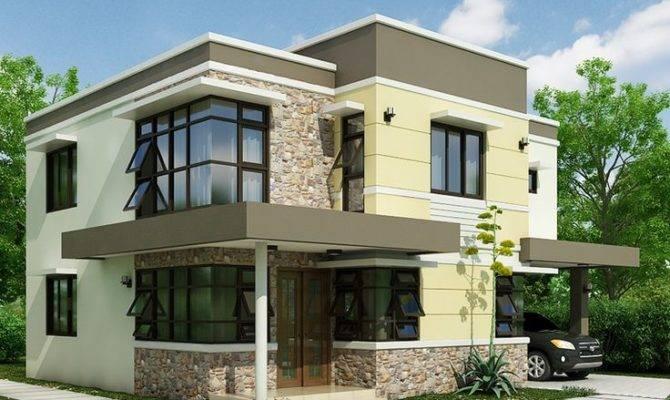 Small Modern House Plans One Floor Dream Houses Pinterest