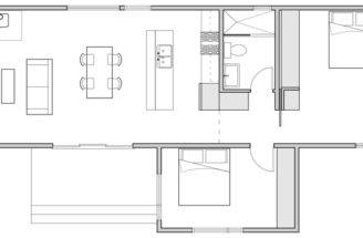 Small Modular Homes Floor Plans Further