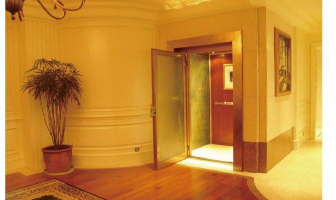 Small Residential Elevators House Elevator Home Lift