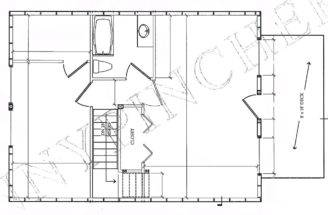 Small Style House Floor Plans Home Plan Design Blueprints