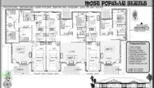 Small Triplex House Plans