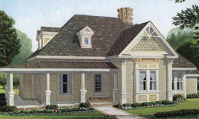 Small Victorian Cottage Plans House Plan