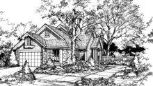 Southern House Plan Front Home Plans More